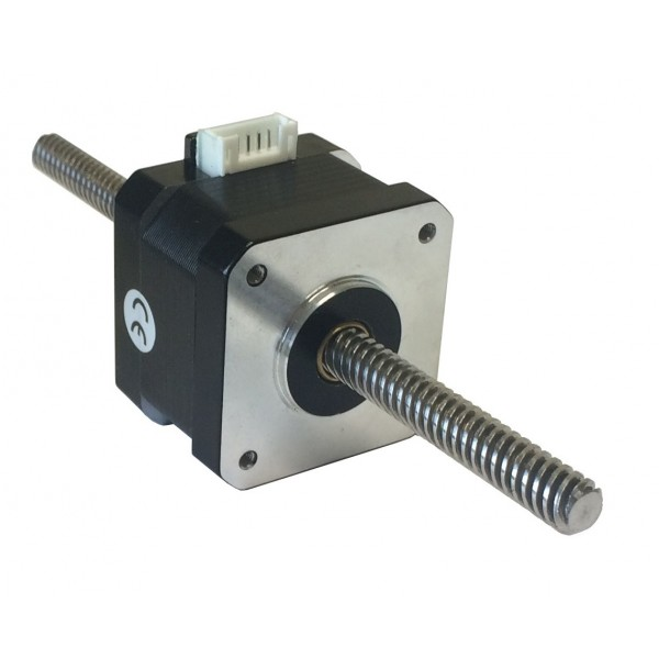 Linear Stepper Motor Nema 17 Non Captive Screw 8x8mm
