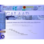 GALAAD CAD CAM CNC (profesionnal licence)
